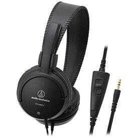 オーディオテクニカ audio-technica ヘッドホン ATH-350TV [リモコン対応 /φ3.5mm ミニプラグ][ATH350TV]