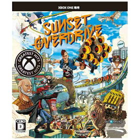 マイクロソフト Microsoft Sunset Overdrive(Greatest Hits)【Xbox Oneゲームソフト】