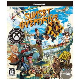 マイクロソフト Microsoft Sunset Overdrive(Greatest Hits)【Xbox Oneゲームソフト】