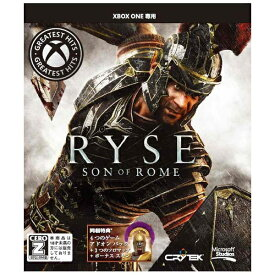 マイクロソフト Microsoft Ryse:Son of Rome(Greatest Hits)【Xbox Oneゲームソフト】