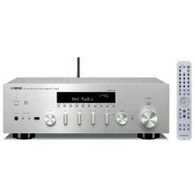 ヤマハ YAMAHA R-N602 ネットワークオーディオプレーヤー シルバー [ハイレゾ対応 /ワイドFM対応][RN602S]