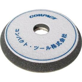 コンパクトツール COMPACT TOOL ウールテーパーバフ 黒 10×150×30 21025