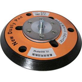コンパクトツール COMPACT TOOL 穴ありマジックパット TMP-D 5×11 黒 28869DMA