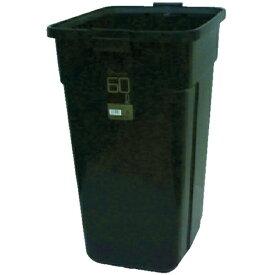 積水化学工業 SEKISUI Gダスター角型#60本体 ブラック GD60K [60L]