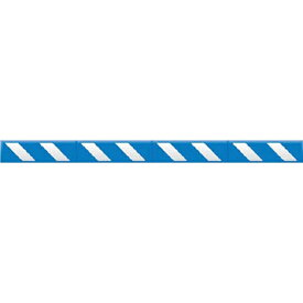つくし工房 TSUKUSHI KOBO コーナークッションスリム 青地 白反射シート C201D