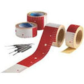 アラオ ARAO テープロッド 50w×25M赤白20 ピッチ AR063