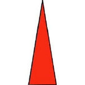 ユニット UNIT ゲージマーカー 赤 PPステッカー 1シート100枚入 44681