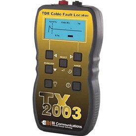 グッドマン GOODMAN TDRケーブル測長機TX2003 TX2003