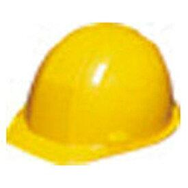 DICプラスチック ディーアイシープラスチック A-01型ヘルメット 黄 A01Y