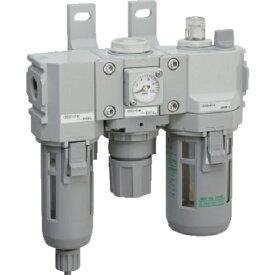 CKD シーケーディ モジュラータイプセレックスFRL 2000シリーズ C20008WF1