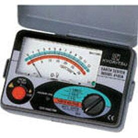 共立電気計器 KYORITSU アナログ接地抵抗計(ハードケース) MODEL4102AH
