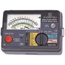 共立電気計器 KYORITSU アナログ式絶縁・接地抵抗計 MODEL6017