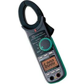共立電気計器 KYORITSU 交流電流・直流電流測定用クランプメータ(RMS) KEW2046R