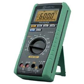 共立電気計器 KYORITSU デジタルマルチメータ KEW1051