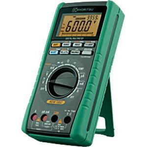共立電気計器 KYORITSU デジタルマルチメータ KEW1052