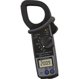 共立電気計器 KYORITSU 交流電流・直流電流測定用クランプメータ(RMS) KEW2009R