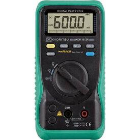 共立電気計器 KYORITSU デジタルマルチメータ(電圧測定特化タイプ) KEW1012K