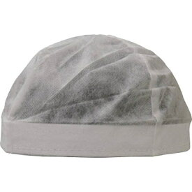 谷沢製作所 TANIZAWA SEISAKUSHO 紙帽子丸(不織布ゴム付)10枚入り 69410