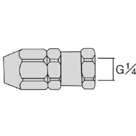 アネスト岩田 ANEST IWATA ホースジョイント G1/4袋ナット AJU02F