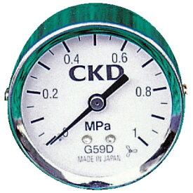 CKD シーケーディ 圧力計 G59D8P10