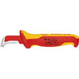 KNIPEX社 クニペックス 絶縁電工ナイフ 155mm 9855