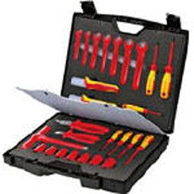 KNIPEX社 クニペックス 絶縁工具セット 26点セット 989912