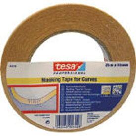テサテープ tesa マスキングテープ(曲線用) 43191925