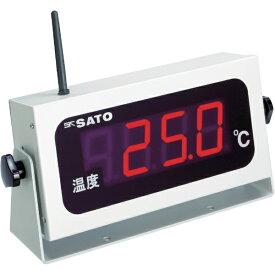 佐藤計量器製作所 skSATO コードレス温度表示器(8101-00) SKM350RT