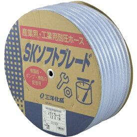 三洋化成 SANYOKASEI SKソフトブレードホース12×18 50mドラム巻 SB1218D50B