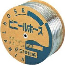 三洋化成 SANYOKASEI 透明ホース15×18 50mドラム巻 TM1518D50T