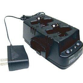 アルインコ ALINCO EDC-186A ツイン充電器セット EDC186A