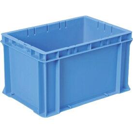 DICプラスチック ディーアイシープラスチック F型コンテナF-21 外寸:W424×D291×H244.5 青 F21