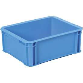 DICプラスチック ディーアイシープラスチック DA型コンテナDA-9 外寸:W366×D280×H136 青 DA9