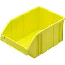 DICプラスチック ディーアイシープラスチック B型コンテナ B-2 外寸:W278×D188×H138 黄 B2
