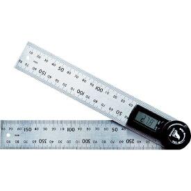 シンワ測定 デジタルプロトラクター20cm(ホールド機能付) 62495