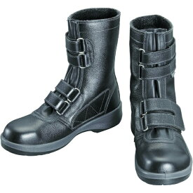 シモン Simon 安全靴 長編上靴 7538黒 25.0cm 7538BK25.0