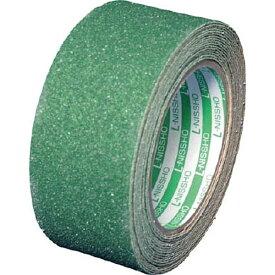 日東 Nitto ノンスリップテープ 50mm×5m 緑 LS50GN