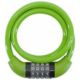 RULER ルーラー ダイヤル式ワイヤーロック Ruler Select Lock(グリーン/90cm) SL-910[SL910]