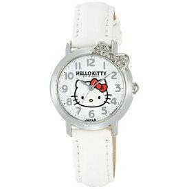 シチズンCBM CITIZEN CBM 【日本製】シチズン時計 Q&Q 腕時計 HELLO KITTY ハローキティ 0001N002 [正規品]