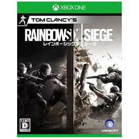 ユービーアイソフト レインボーシックス シージ【Xbox Oneゲームソフト】