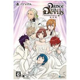 リジェット Rejet Dance with Devils 限定版【PS Vitaゲームソフト】