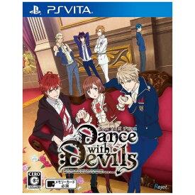 リジェット Rejet Dance with Devils 通常版【PS Vitaゲームソフト】[DANCEWITHDEVILS]