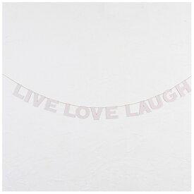 シエル ciel ミニペーパーガーランドLIVE LOVE LAUGH PGM004