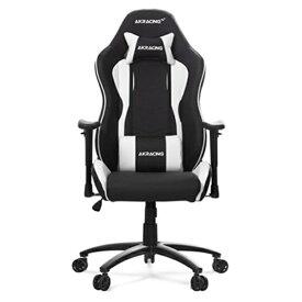 AKRACING 〔ゲーミングチェア〕 Nitro Gaming Chair ホワイト NITROGAMINGCHAIRWHI[NITROGAMINGCHAIRWHI]