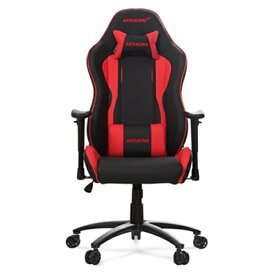 AKRacing エーケーレーシング AKR-NITRO-RED ゲーミングチェア Nitro Gaming Chair レッド[NITROGAMINGCHAIRRED]
