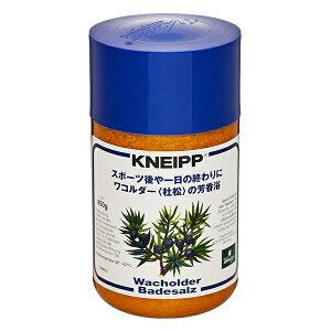 クナイプジャパン Kneipp Japan KNEIPP(クナイプ)バスソルト ワコルダーの香り 850g〔入浴剤〕