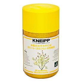 クナイプジャパン Kneipp Japan KNEIPP(クナイプ)バスソルト カミーレの香り 850g〔入浴剤〕