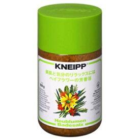 クナイプジャパン Kneipp Japan KNEIPP(クナイプ)バスソルト ヘイフラワーの香り 850g〔入浴剤〕