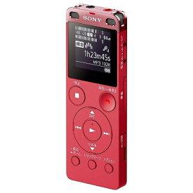 ソニー SONY ICD-UX560F ICレコーダー ピンク [4GB /ワイドFM対応][ICDUX560FPC]