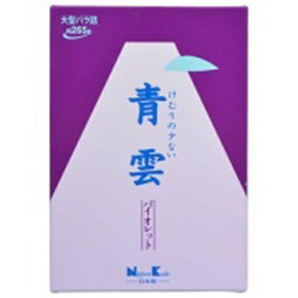 日本香堂 Nippon Kodo 青雲バイオレット 大型〔ろうそく・線香〕